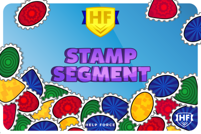 segment stamp